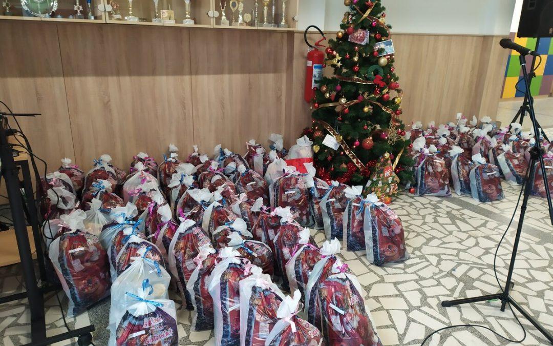 Овако је било прошле године-наш новогодишњи хуманитарни пројекат